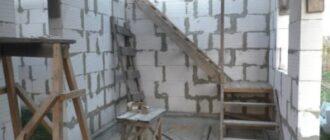1 2 400x225 Лестницы в частных домах. Виды и особенности. Дизайн лестничных пролетов в коттеджах на сайте Недвио
