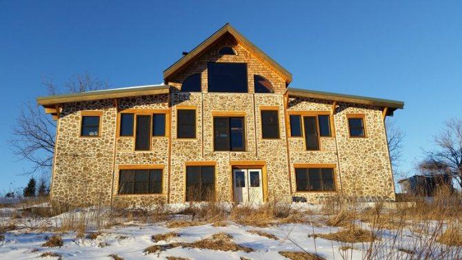 20160104 155243 Дом из дров и глины пошаговое. Глиночурка — технология строительства дома из дров и глины. Как оптимизировать строительные расходы