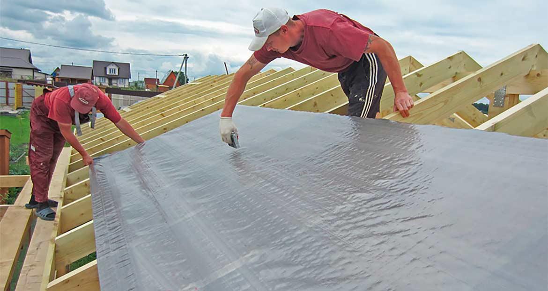 41 Какой стороной класть пароизоляцию к утеплителю на потолок, пол и стены