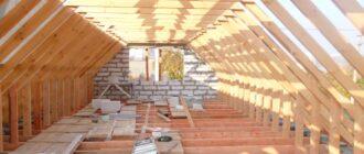 43 Строительство крыши частного дома своими руками пошагово