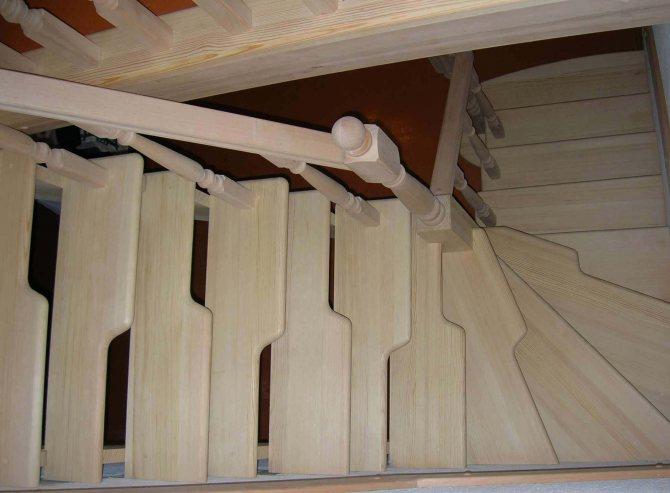 94 Лестница Гусиный шаг — особенности и услуги в Петербурге