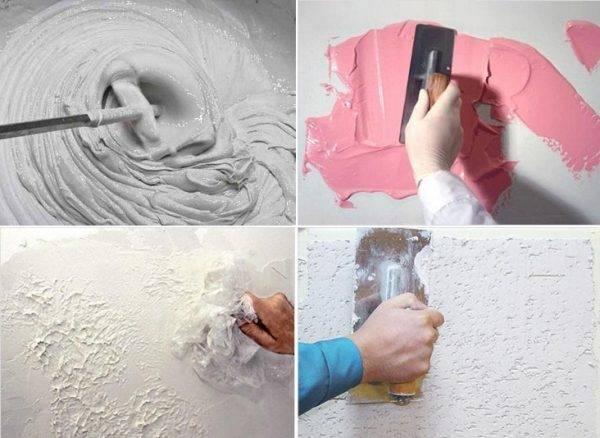 ade523edc55b9518a7ad0821667e9475 Декоративная штукатурка для внутренней отделки стен: технология рельефного оформления