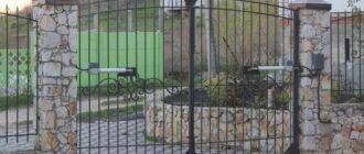 avtomaticheskie raspashnye vorota Автоматические ворота и привод своими руками