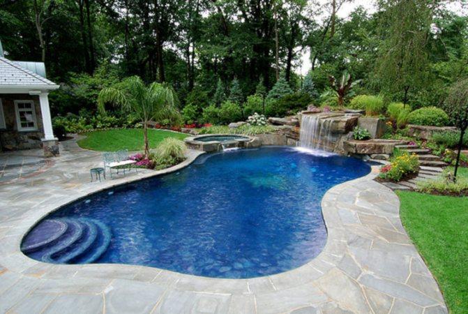 bassejn svoimi rukami vo dvore chastnogo doma Как выбрать каркасный бассейн для дачи?