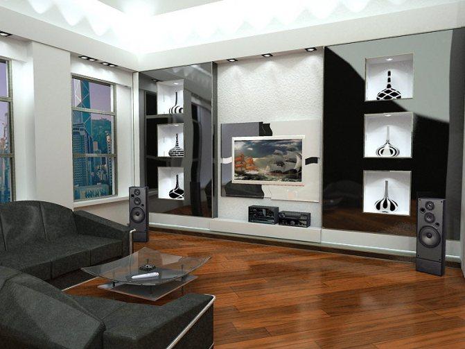 dizajn zala v kvartire 13 советов тем, кто собирается ежедневно спать в гостиной