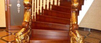 elitnaya lestnitsa v svoem dome Какая лестница дешевле. Какая лестница лучше: металлическая или деревянная. Особенности монтажа бетонной лестницы