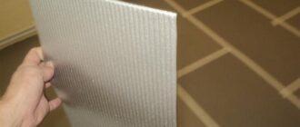 garmoshka 1 Выбор подложки для укладки ламината: функции и определение оптимальной толщины