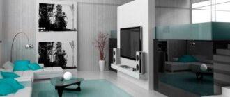 haj tek v interere Стиль хай-тек в дизайне интерьера: описание, примеры оформления квартиры, дома, комнат