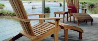 image003 33 Садовая мебель своими руками. Кресла для дачи: подробные чертежи и инструкции Деревянное кресло своими руками чертежи и схемы