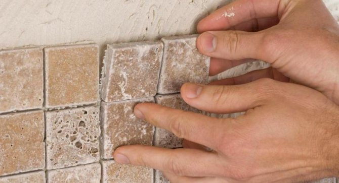 kak klast plitku na stenu instrukciya dlya samostoyatelnoj raboty Пошаговая инструкция, как класть плитку на стену и снять ее
