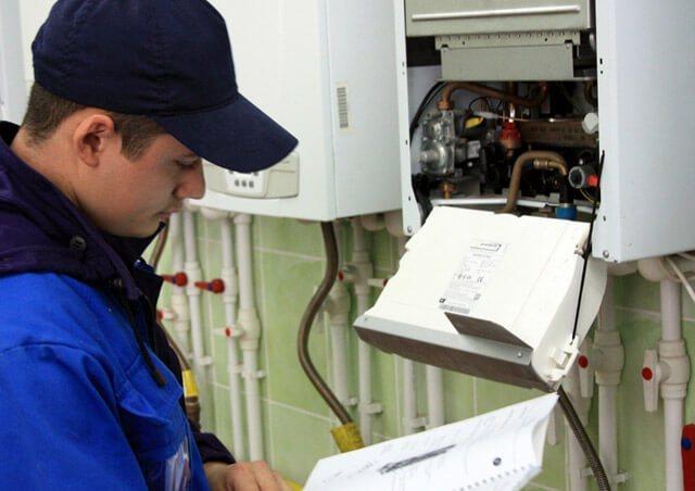 kak pomenyat kotel napolnyj na nastennyj Требования к помещению для установки газового котла в жилых домах