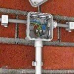 kak soedinit provoda v raspredelitelnoj korobke Как сварить провода электрической распределительной коробке