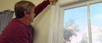 kak uteplit okna na zimu Чем и как утеплить окна на зиму: пластиковые, деревянные, откосы