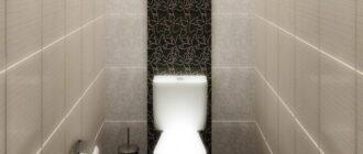 kak zakryt truby v tualete 3 Как спрятать трубы в туалете — 27 фото популярных способов своими руками