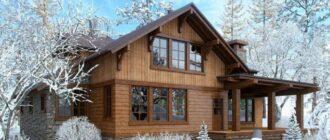 kanadskij karkasnyj dom Каркасное строительство — (канадская технология строительства деревянных домов)