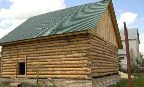 kreplenie proflista Правила крепления профнастила на крышу саморезами