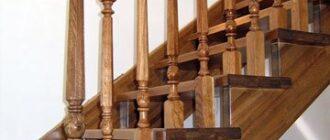 lestnicy na kosourah 30 Передвижная лестница с площадкой: виды, применение и материал изготовления