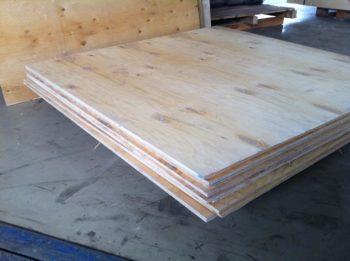 list materiala Фанера под ламинат на деревянный пол: особенности выбора и укладки