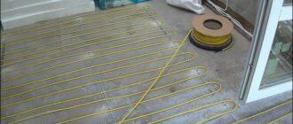maxresdefault 18 Как правильно уложить электрический теплый пол