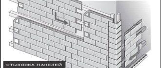 motaj paneli Фасад под кирпич — 100 фото современной облицовки для частного дома