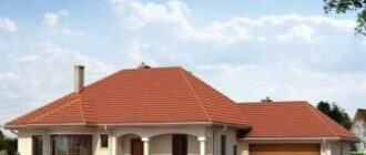 odnoetazhnye doma s garazhom populyarnye varianty 5 Разноуровневый дом с гаражом. Варианты планировки двухэтажных домов с гаражом