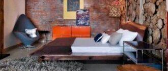 oformlyaem interer doma v stile loft 69 Дизайн деревянного дома — как оформить интерьер и не допустить ошибок?
