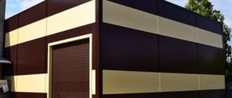 osobennosti stroitelstva zdanij iz sendvich panelej Строительство дома с помощью металлокаркаса