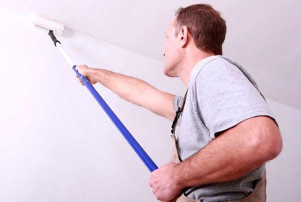 pobelka Как покрасить стены известью. Нанесение побелки на стены. Какой цвет выбрать для беленых стен