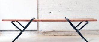 podelki iz plastikovyh trub pvh 38 foto5 Как сделать лестницу из трубы своими руками. Инструкция по монтажу лестницы из пластиковых труб Изделия из труб пвх лесенки