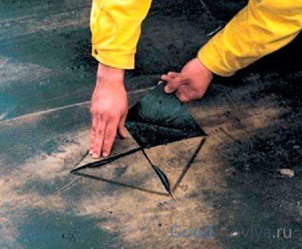 podgotovka krovli k remontu Как отремонтировать крышу гаража своими руками