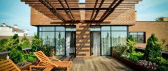 post 5ae58cbc10c18 Как построить уютную террасу для частного или загородного дома своими руками