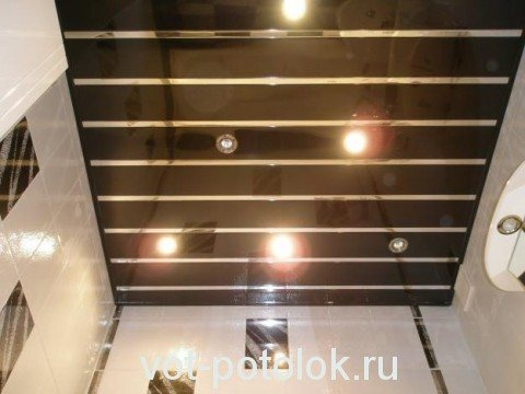reechnyj potolok Инструкция по монтажу реечного потолка своими руками
