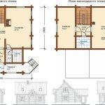 risunok 1 proekt doma1 Как не попасть на деньги при строительстве каркасного дома