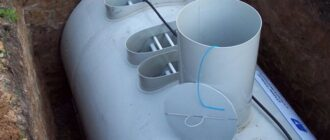 septik na dachu svoimi rukami Как сделать септик для загородного дома своими руками?
