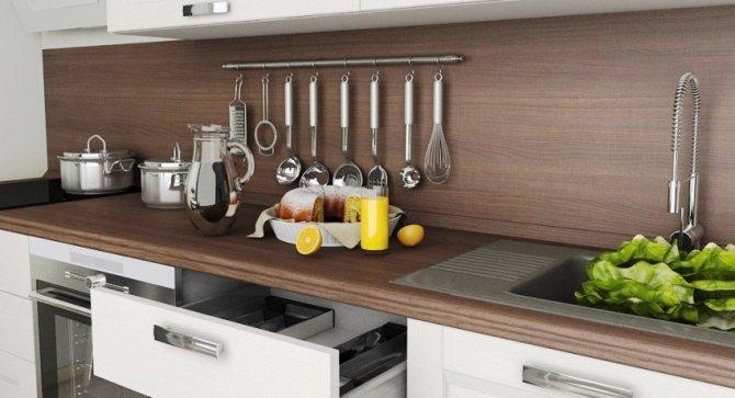 stenovye paneli dlya kuhni fartuk v sovremennom interere Панели для кухни: преимущества, разновидности и способы установки