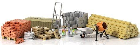 stroitelnye materialy Какие виды строительных материалов используются для строительства