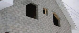 stroitelstvo kottedzha Сколько стоит построить дом из пеноблоков под ключ на 100 м2