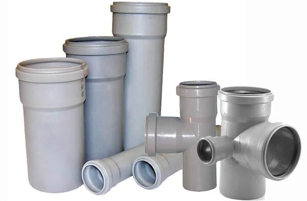 truby kanalizatsii pvc Как выбрать трубы для канализации, в чем преимущества труб из пластика