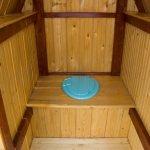 tualet na dache Бюджетный туалет на дачу своими руками