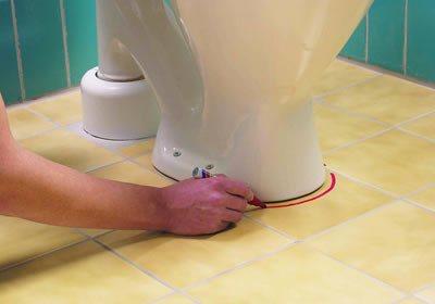 ustanovka unitaza2 Важность наличия окна в ванной и туалете