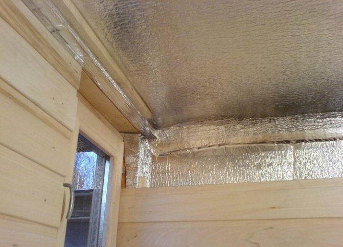 uteplenie potolka bani mineralnoj vatoj video 3 Как утеплить потолок бани?