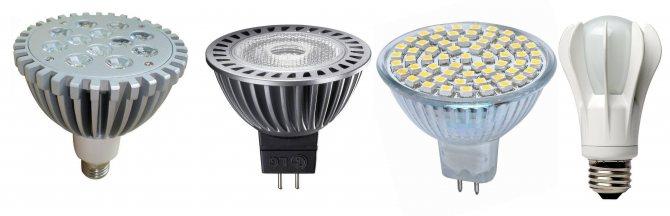 vibor svetodiodnih led lamp 7 советов по выбору архитектурных светильников