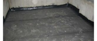 zalivka pola v podvale 2 12101055 Монтируем полы после фундамента своими руками